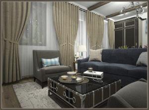 кресло диван и журнальный столик