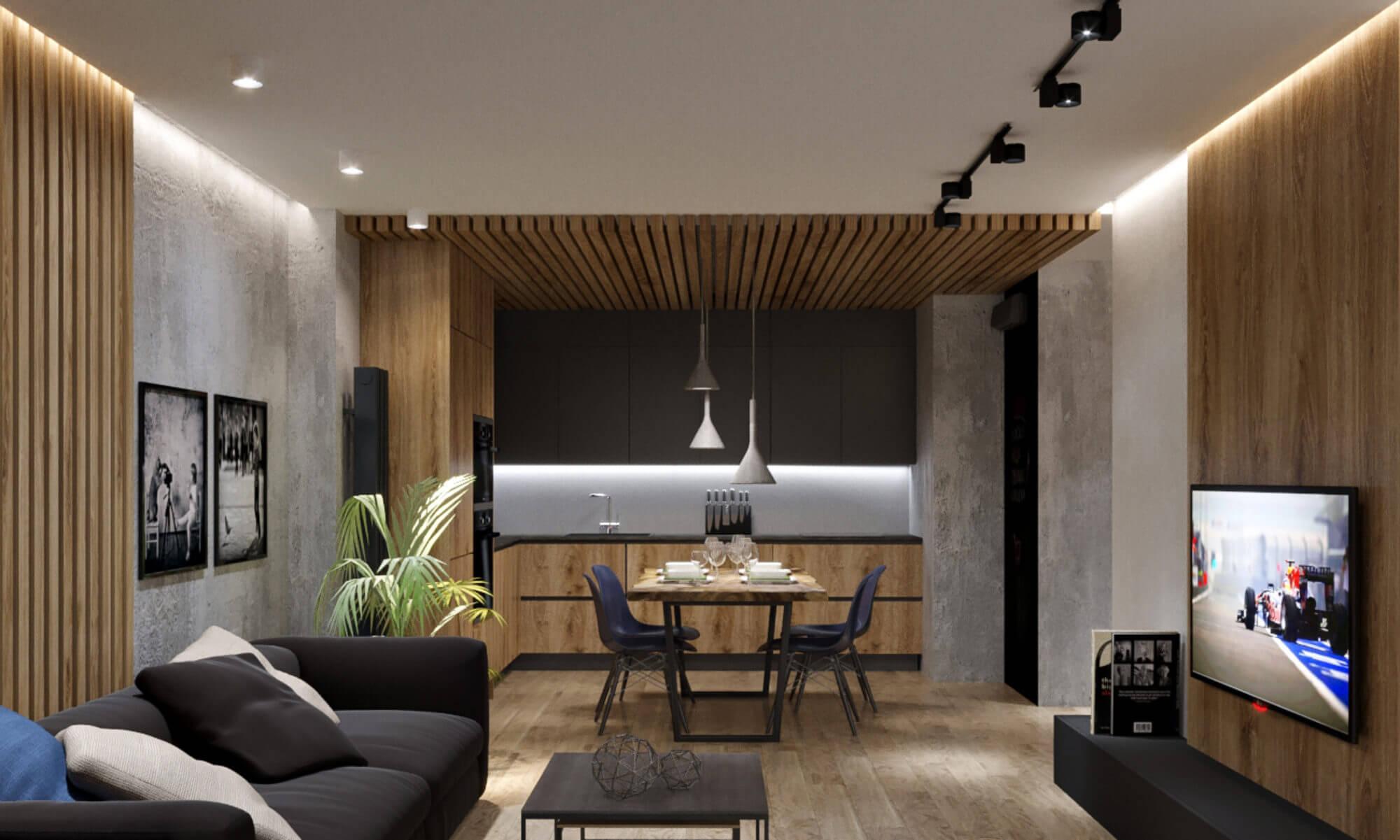 Дизайн интерьера в СПб