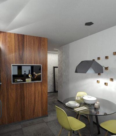 решение в дизайне кухни